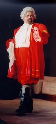 Joel in The Gondoliers 1998 — 'The Duke of Plaza Toro'