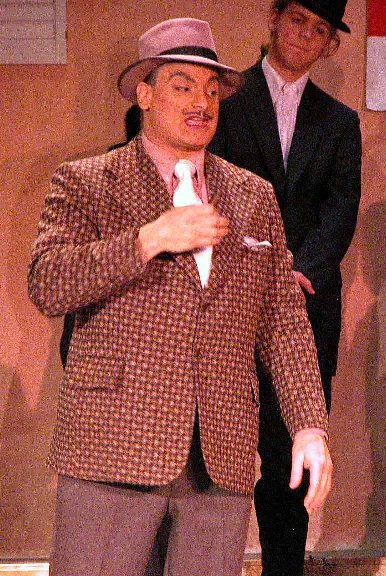 Fred in The Gondoliers 2005 — 'Annibale'