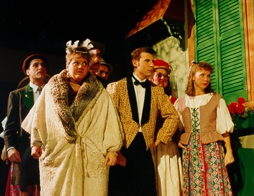 Barbara in The Grand Duke 1992 — 'Olga'