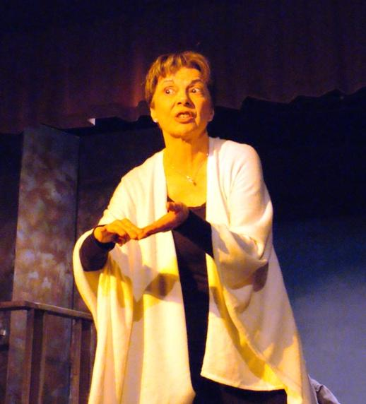 Fran in A Gilbert & Sullivan Christmas Carol 2008 — 'Narrator'
