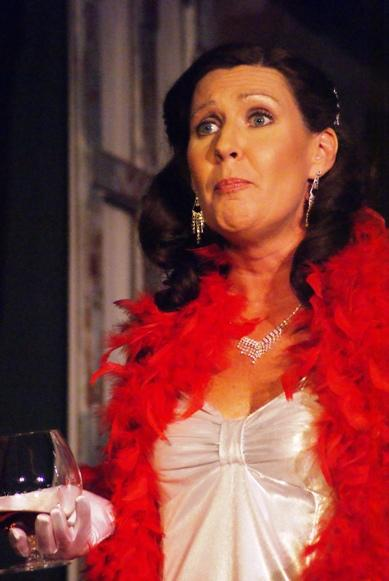 Karen in A Gilbert & Sullivan Christmas Carol 2008 — 'The Ghost of Christmas Present'