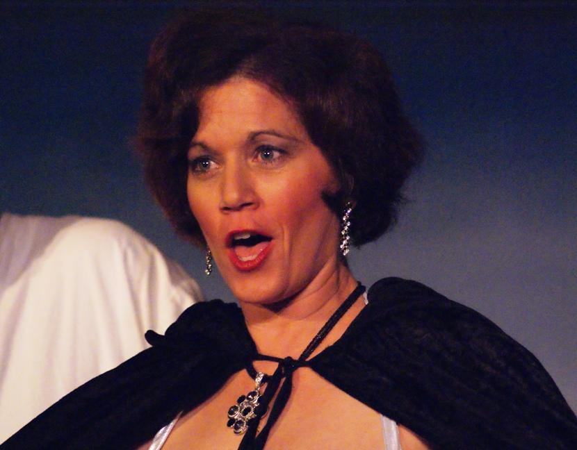 Helen in A Gilbert & Sullivan Christmas Carol 2008 — 'The Ghost of Christmas Yet To Come'