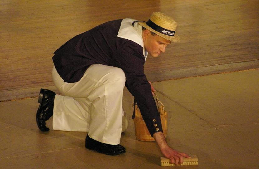Craig in HMS Pinafore 2008