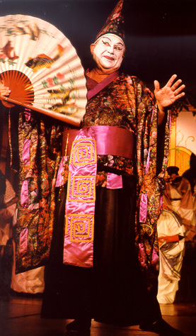 Jimmie in The Mikado 2000 — 'The Mikado'
