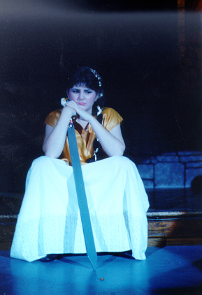 Kathy in Princess Ida 1997 — 'Princess Ida'