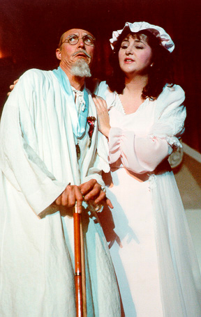 Kathy in The Pirates of Penzance 2000 — 'Mabel', with Brian Clickner — 'Major-General Stanley'
