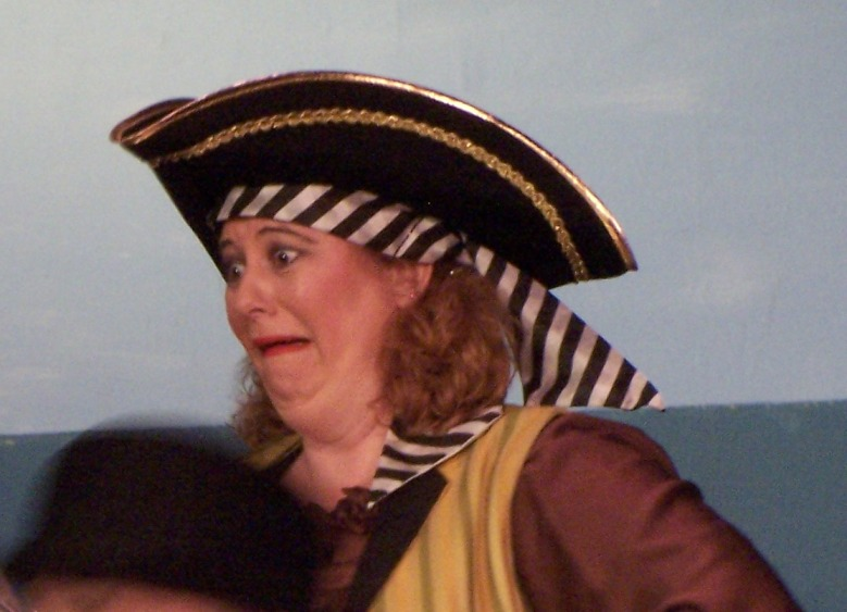 Tania in The Pirates of Penzance 2006 — 'Ruth'