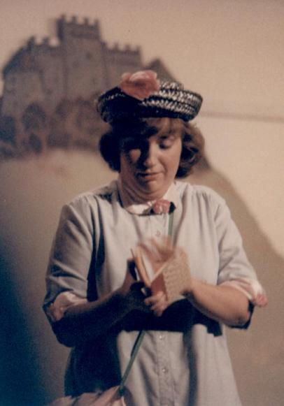 Anne in Ruddigore 1987 — 'Rose Maybud'