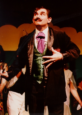 Bill in Ruddigore 1993 — 'Sir Despard'