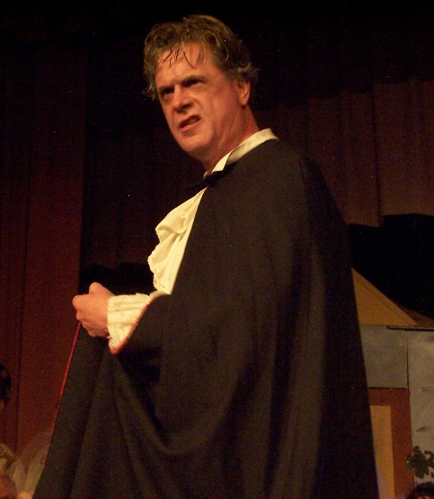 Marty in Ruddigore 2006 — 'Sir Despard'