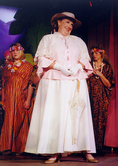 Anne in Utopia, Limited 1998 — 'Princess Zara'
