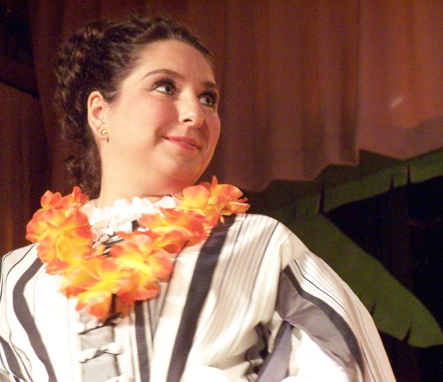 Holly in Utopia, Limited 2005 — 'Princess Zara'
