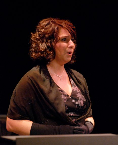 Holly in Very Truly Yours, Gilbert & Sullivan 2008