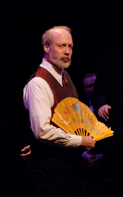 Terry Benedict in Very Truly Yours, Gilbert & Sullivan 2008