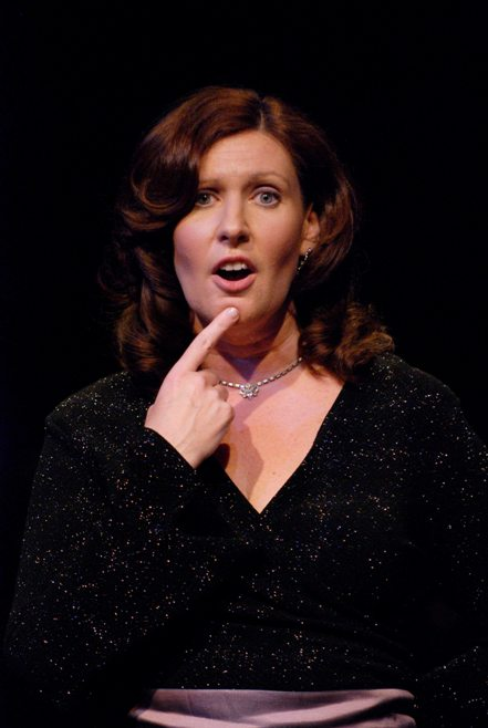 Karen in Very Truly Yours, Gilbert & Sullivan 2008