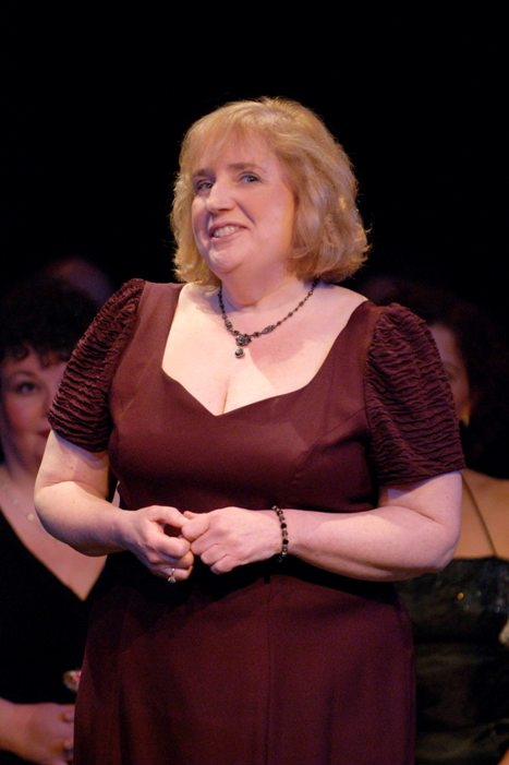 Anne in Very Truly Yours, Gilbert & Sullivan 2008
