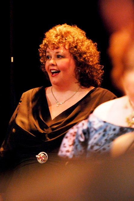 Patti in Very Truly Yours, Gilbert & Sullivan 2008