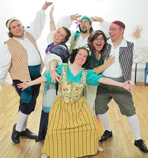 2012 Production of the Gondoliers